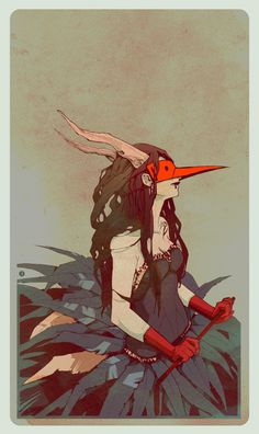 I'll be your scapegoat by ~Derrewyn on deviantART