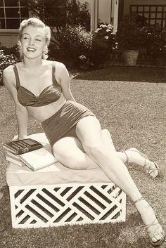 #vintage #swimsuit
