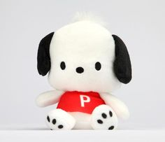 "Pochacco 5"" Mascot: Special Collection"