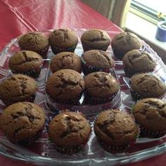 "Pumpkin Spice Coffee Muffins | ""Yummmm! Great recipe the way it is. I think the next time I make these I'll use brown sugar to sweeten it a little more. Also a sweet cream cheese drizzle on top may just work or dust with confectioners sugar. Thank you for the treat!"""
