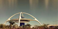 Encounter Restaurant at LAX.