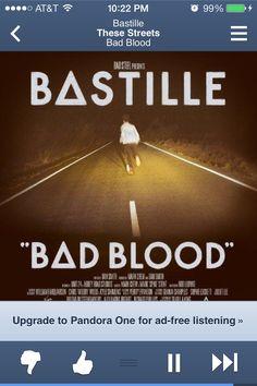 bastille bad blood tour book