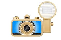 La Sardina Czar Metal Edition. There's a map etched into the side of the flash!