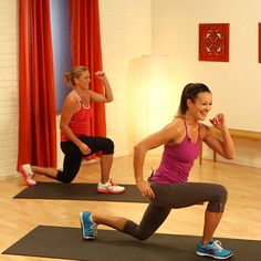 10-Minute Work-Out Videos