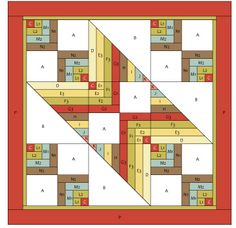 Free Quilt Pattern - Whimsy Kite Free Quilt Pattern - Fat Quarter Shop