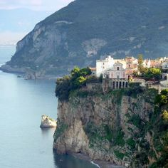 Vico Equense morning - Amalfi Coast