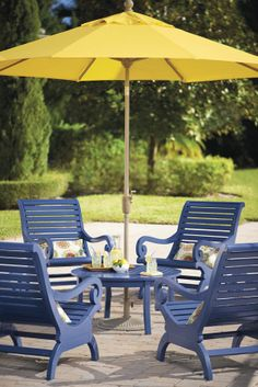 The Plantation Collection declares this open-air chat now in session | Fresh + Fab Outdoor Pad