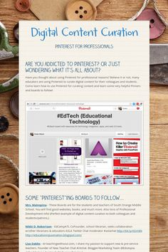 Digital Content Curation