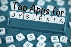 Top apps for dyslexia