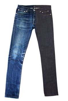APC petit standard lights, fashion, cloth, apc denim, jeans, style pinboard, petit standard, apc raw denim, apc petit