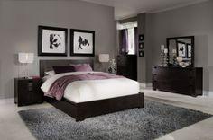 black and purple bedroom decor, gray and purple bedroom, bedroom purple gray, bedroom walls, bedroom sets, purple and black bedroom decor, master bedroom, bedroom gray black, bedroom rug arrangement