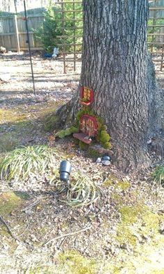 Gnome home.