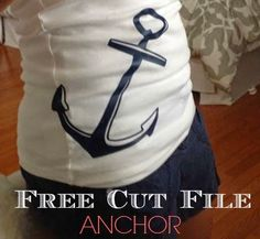 Large Anchor HTV - F