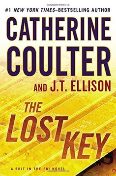 """The lost key"" by Catherine Coulter / MYS COULTER [Oct 2014]"