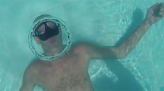 Freediver David Helder Possesses the Uncanny Ability to Blow Perfect Bubble Vortexes Underwater  http://www.thisiscolossal.com/2014/08/freediver-david-helder-bubble-vortexes/