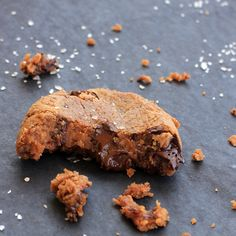 chocolate pecan cookies #glutenfree