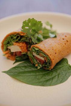 Buckwheat wraps - Gluten free