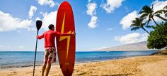 Kihei is beach-combing territory on #Maui's southwest shore, the sunniest, driest end of the island. #gohawaii