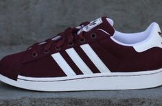 adidas Originals Superstar II – Maroon