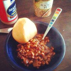 Black eyed peas for New Year's Day.