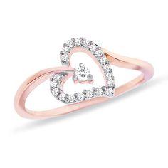 Divorce ring. Zales. #sale #rosegold #trashthedress