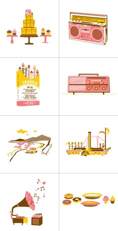 Anna Hurley Design and Illustration