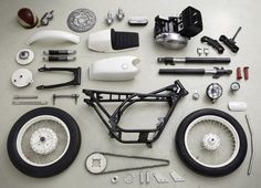 cafe racer parts and accessories guide