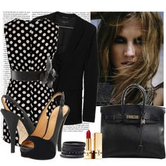 style #style #fashion outfits, polka dots, style style, dresses, exact outfit, style fashion