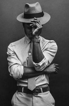 Pharrell williams…why do all men not dress like this