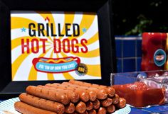 Summer Grilling Party with Great Free Printables