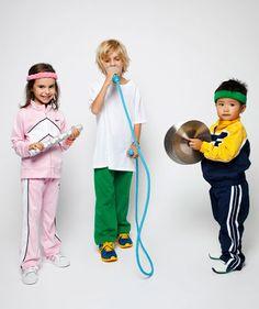 Halloween Costume Idea: Band on the Run!