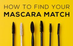 How to Find the Perfect Mascara for You