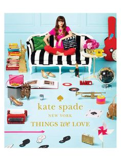 "Kate Spade ""Things W"