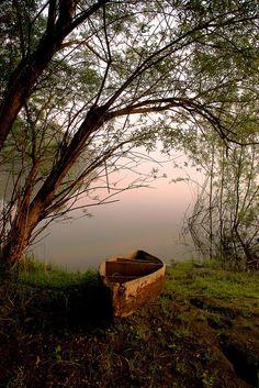 ... boat to Avalon ...