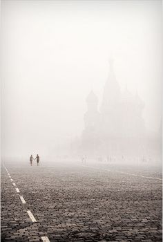 Moscow. Love, love, love this!
