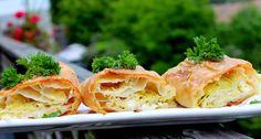 Cooking with Zoki: Gibanica sa tikvicama i sirom