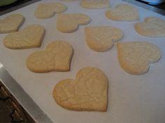 Sugar Cookie Recipe - gluten free