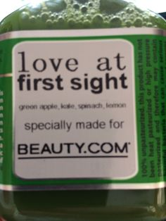 Beauty inside & out @Beauty.com #bcomfrontrow