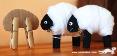 diy black sheep