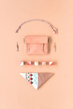 inspir artistiqu, style, color, pastel pink, marsha golemac, design files, product display, valentine day gifts, collect