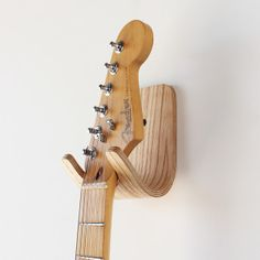 Wall mount guitar hangers I Onefortythree.