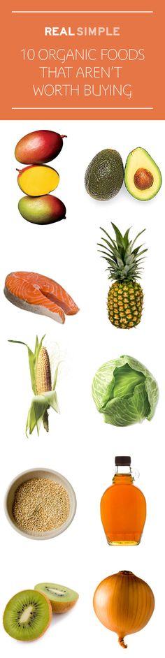 organic foods, organ food