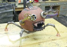 It's the Great and Terrible Steampunkin! (GeekDad POTD) | GeekDad | Wired.com  #diy #steampunk #howto #halloween #craft #confessionsofcraftywitches