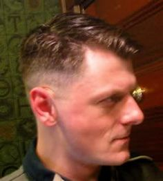 German Haircuts WW2 on Pinterest