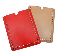 case bag, valentino ipad, ipad case, stud, bergdorf goodman, accessories, highlights, black, bags