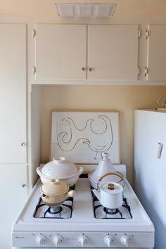Claire Cottrell's Sweet Silver Lake Kitchen Kitchen Tour | The Kitchn