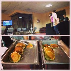 Pankaraoke!! Who doesn't love Pancakes and Karaoke?!?!
