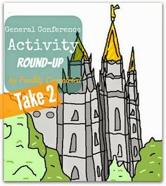 General Conference Activity Round-Up Take 2