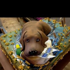Duck hunting grooms cake....... THIS IS THE BEST CAKE EVER!!!