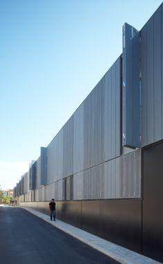MMDM Arquitectes & Vas Arquitectura | VPO para gente mayor, Terrassa
